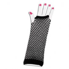 Fishnet Gloves (Black)